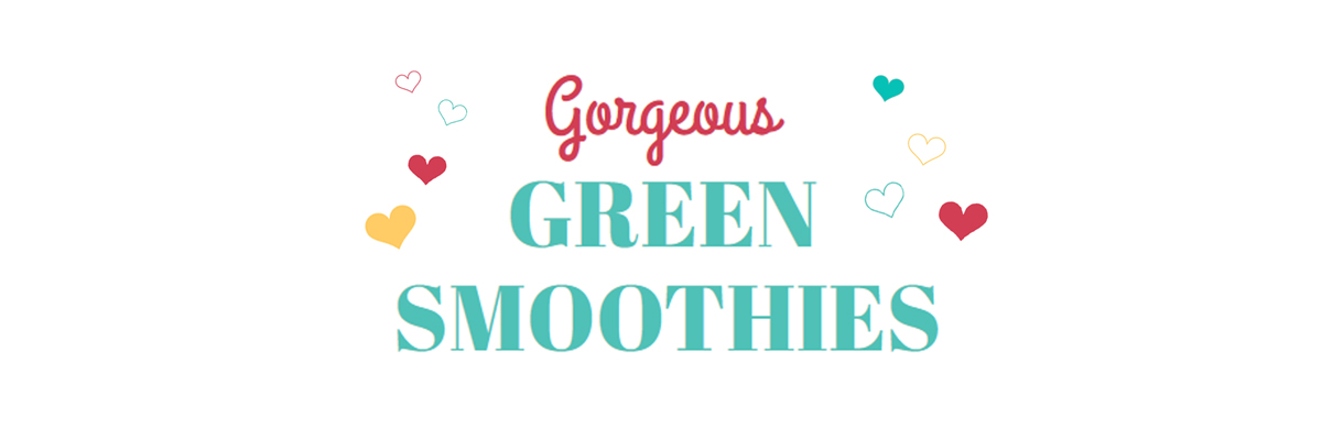 Gorgeous Green Smoothies Logo